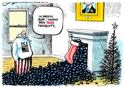 coal cartoon Jack Ohman - the Oregonian
