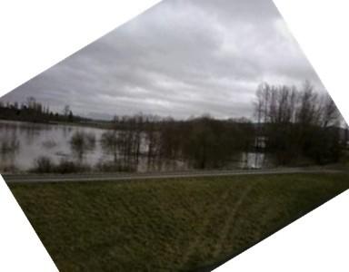 riverbefore flood