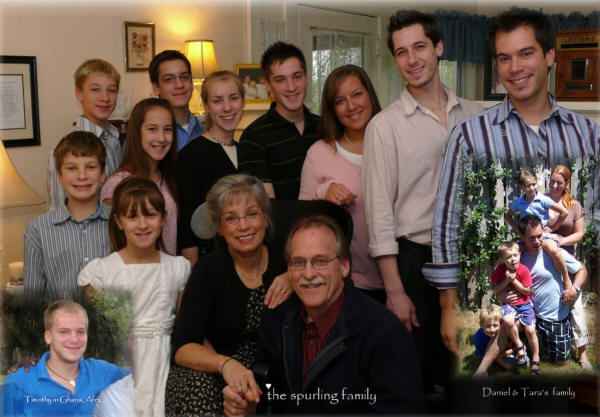 spurling family 2008