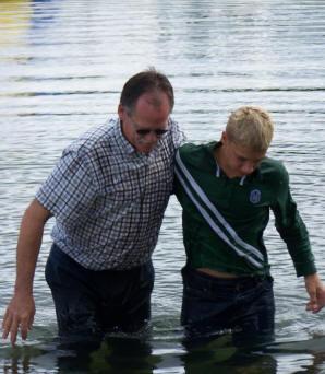 Joseph baptism