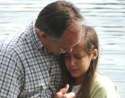 naomi baptism