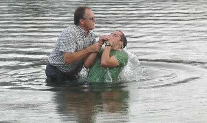 samuel baptism