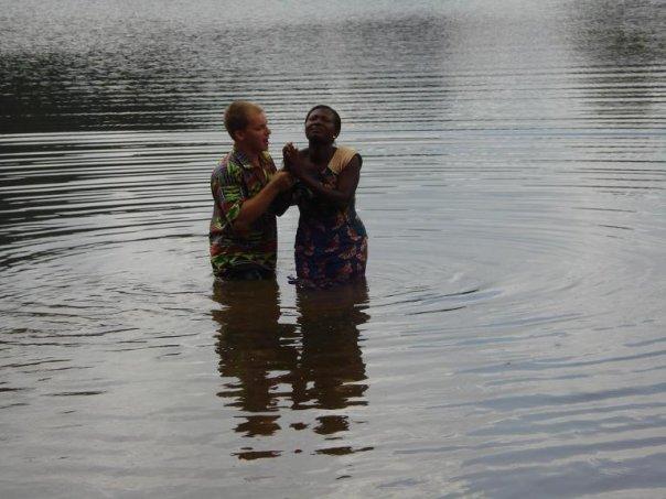timothy baptizin' dora